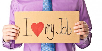 Career Satisfaction Chart